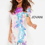 Koktejlové šaty Jovani 55494 foto 3