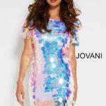 Koktejlové šaty Jovani 55494 foto 1