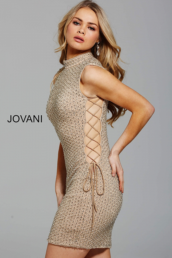 Koktejlové šaty Jovani 55610