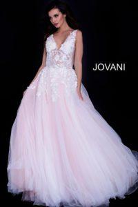 Plesové šaty Jovani 55634