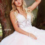 Plesové šaty Jovani 55634 foto 1