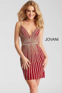 Koktejlové šaty Jovani 55640