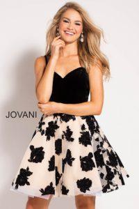 Koktejlové šaty Jovani 55703