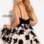 Koktejlové šaty Jovani 55703 foto 3