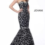 Večerní šaty Jovani 55714 foto 1