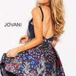 Koktejlové šaty Jovani 55719 foto 1