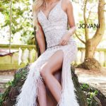Plesové šaty Jovani 55796 foto 2