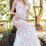 Plesové šaty Jovani 55796 foto 4