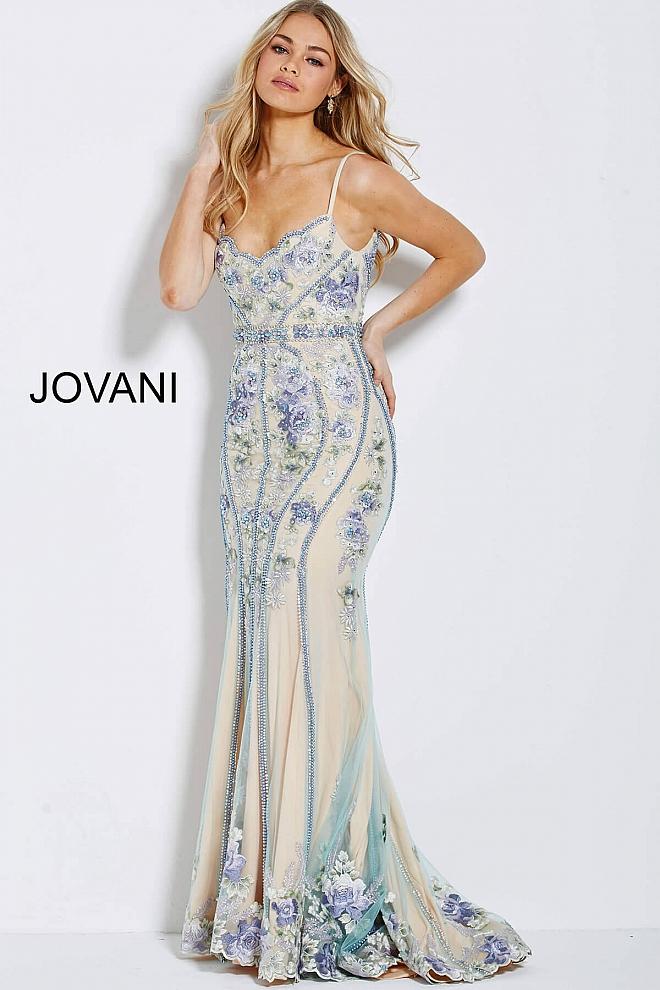 Plesové šaty Jovani 55816