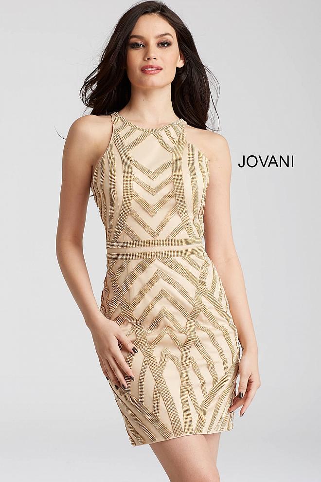 Koktejlové šaty Jovani 55837
