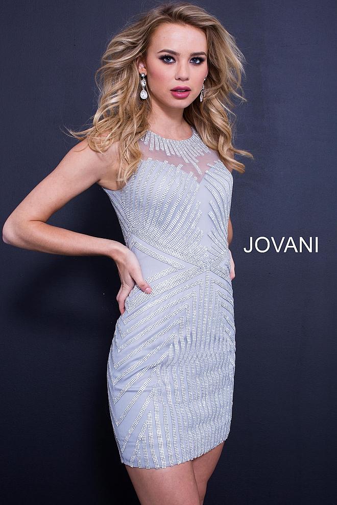 Koktejlové šaty Jovani 55857