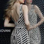 Koktejlové šaty Jovani 55928 foto 4