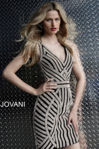 Koktejlové šaty Jovani 55928