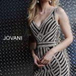 Koktejlové šaty Jovani 55928 foto 5