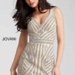 Koktejlové šaty Jovani 55928 foto 3