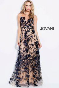 Plesové šaty Jovani 56046