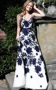 Plesové šaty Jovani 57101
