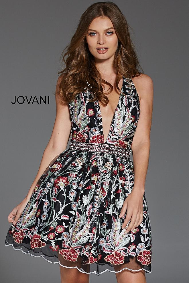 Koktejlové šaty Jovani 57107