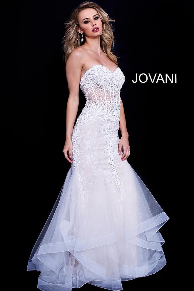 Plesové šaty Jovani 57428