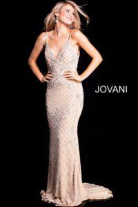 Plesové šaty Jovani 57612