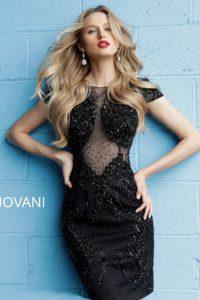 Koktejlové šaty Jovani 57631