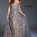 Večerní šaty Jovani 57790 foto 2
