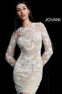 Koktejlové šaty Jovani 57877