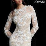Koktejlové šaty Jovani 57877 foto 2