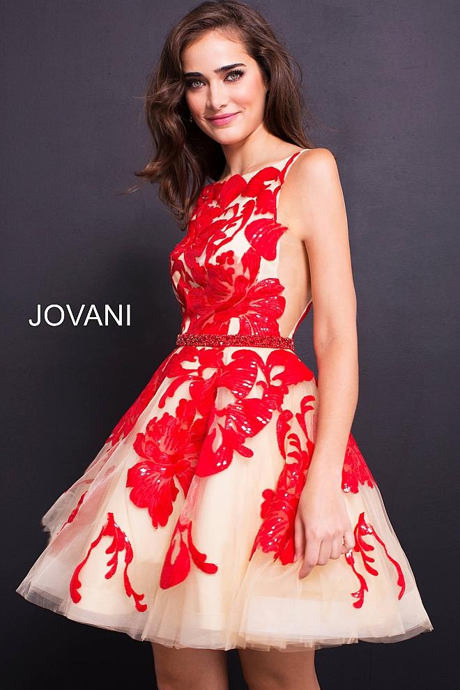 Koktejlové šaty Jovani 57950