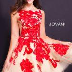 Koktejlové šaty Jovani 57950 foto 1