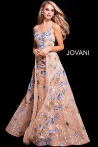 Plesové šaty Jovani 57978