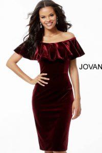 Koktejlové šaty Jovani 58081