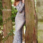 Plesové šaty Jovani 58376 foto 1