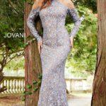 Plesové šaty Jovani 58376 foto 5