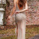 Plesové šaty Jovani 58559 foto 3