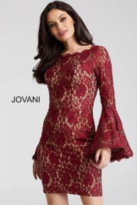 Koktejlové šaty Jovani 58594