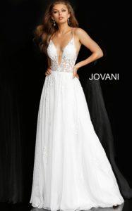 Plesové šaty Jovani 58632B