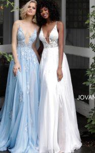 Plesové šaty Jovani 58632