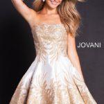 Koktejlové šaty Jovani 58938 foto 2