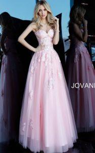 Plesové šaty Jovani 59435