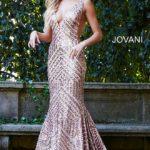 Plesové šaty Jovani 59762 foto 2