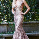 Plesové šaty Jovani 59762 foto 3
