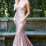 Plesové šaty Jovani 59762 foto 5