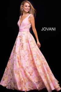 Luxusni Plesove Saty Jovani Od Navrharu Z Usa Topdress