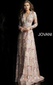 Večerní šaty Jovani 60133