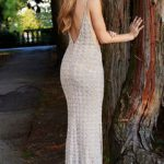 Plesové šaty Jovani 60409 foto 2