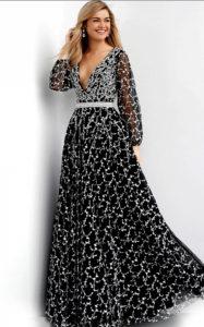 Plesové šaty Jovani 60421B