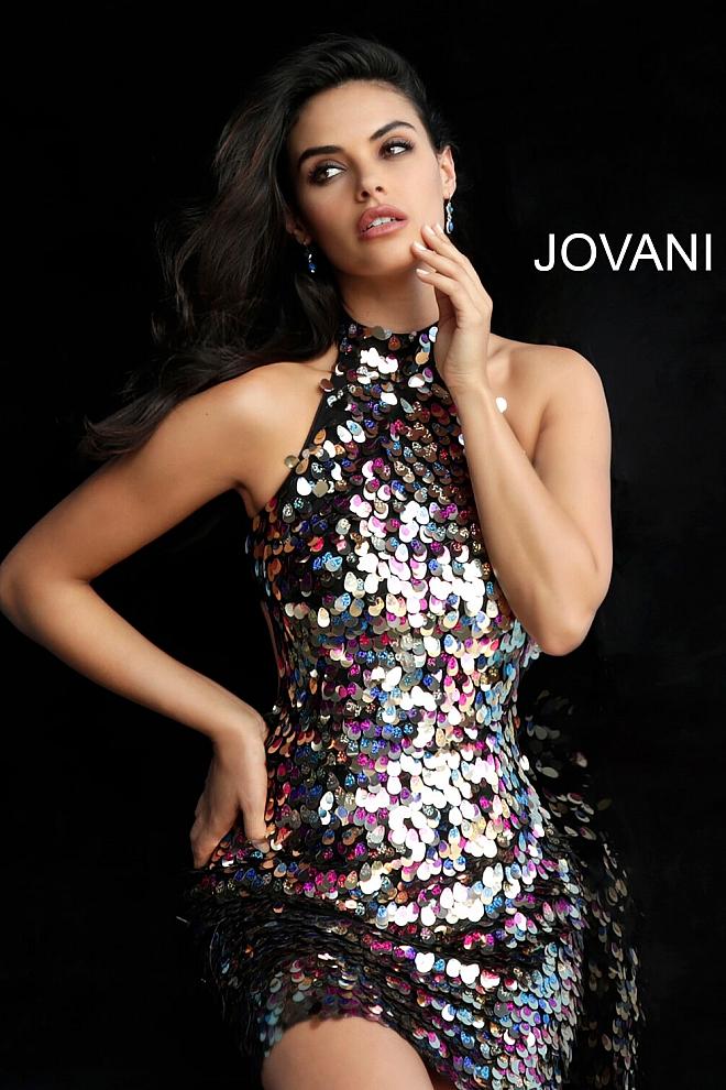 Koktejlové šaty Jovani 61028