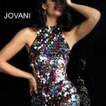 Koktejlové šaty Jovani 61028 foto 5