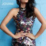Koktejlové šaty Jovani 61028 foto 3